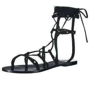 NWT Raye Sage Sandal Black 7.5